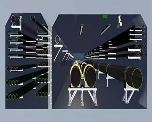 地下综合管廊抗震支架